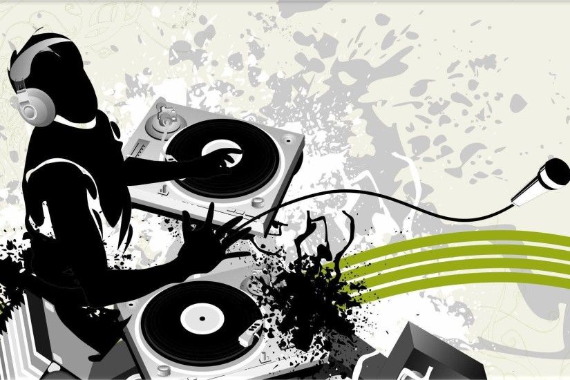 Wallpaper Desktop Music DJ | Backgroundfox.