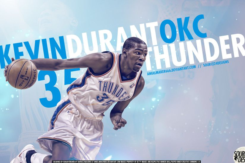Kevin Durant Wallpaper by IshaanMishra Kevin Durant Wallpaper by  IshaanMishra