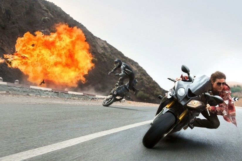 Movie - Mission: Impossible - Rogue Nation Wallpaper