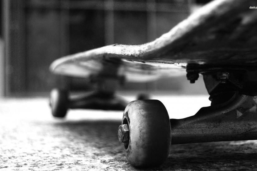 Skateboard wallpaper - Photography wallpapers - #7362