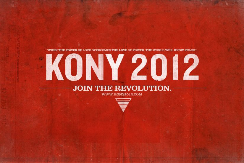 misterblu3 2 1 Kony 2012 Wallpaper by IshaanMishra