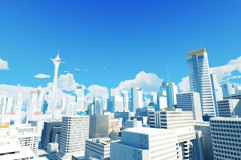 50 Mirror's Edge Wallpapers