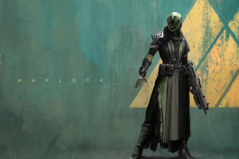 Warlock Destiny Wallpaper HD.