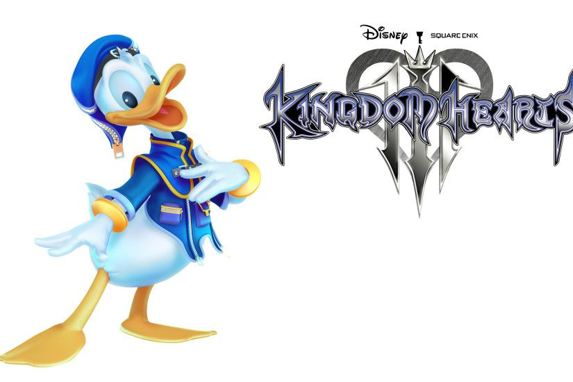 ... Kingdom Hearts III [Wallpaper] - Donald Duck by Caprice1996