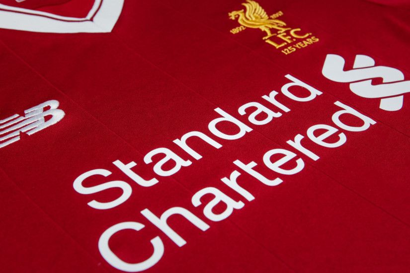 New Liverpool home kit