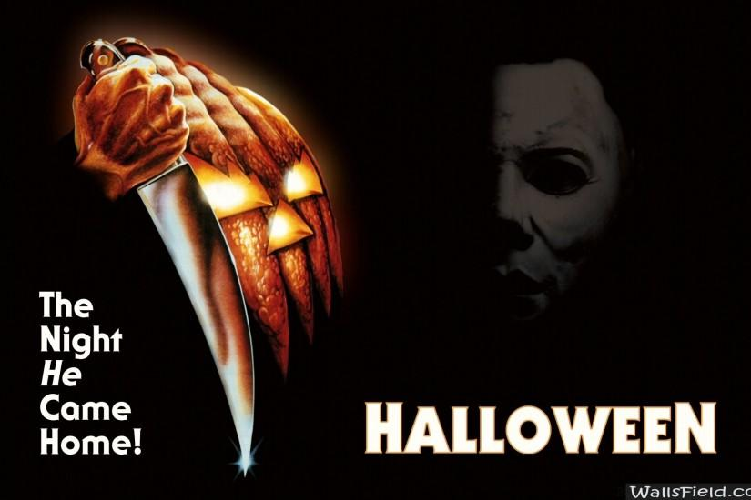 Halloween Movie Michael Myers FullHD Wallpaper