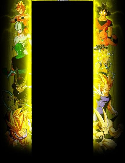beautiful dragon ball z background 2000x2600 hd