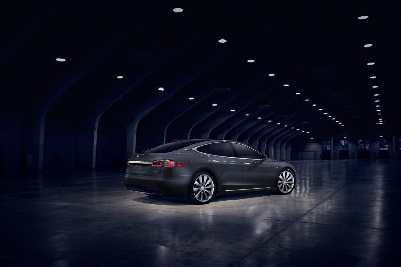 Tesla Car Wallpaper Background 19170