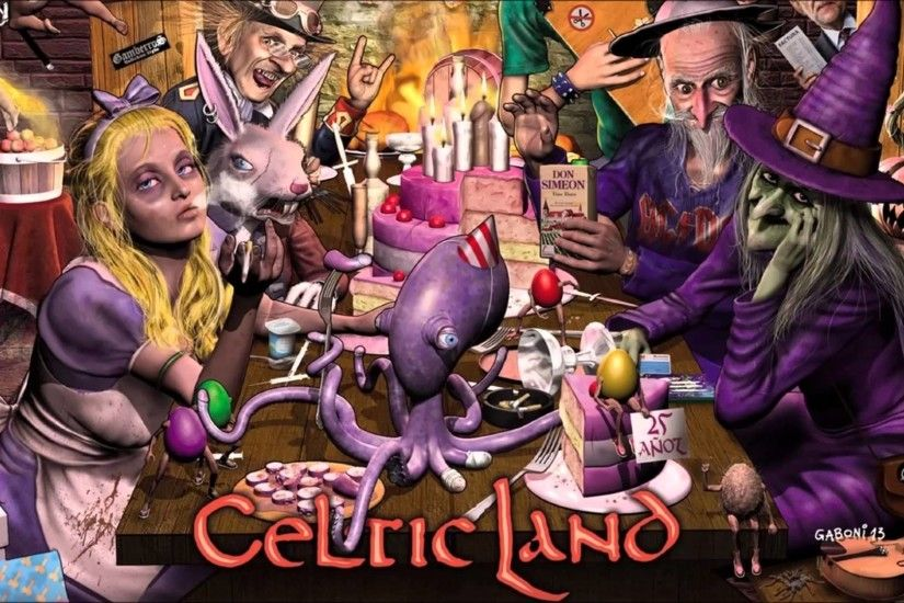 Mago De Oz: Siempre (Celtic Land) Folk Music - YouTube