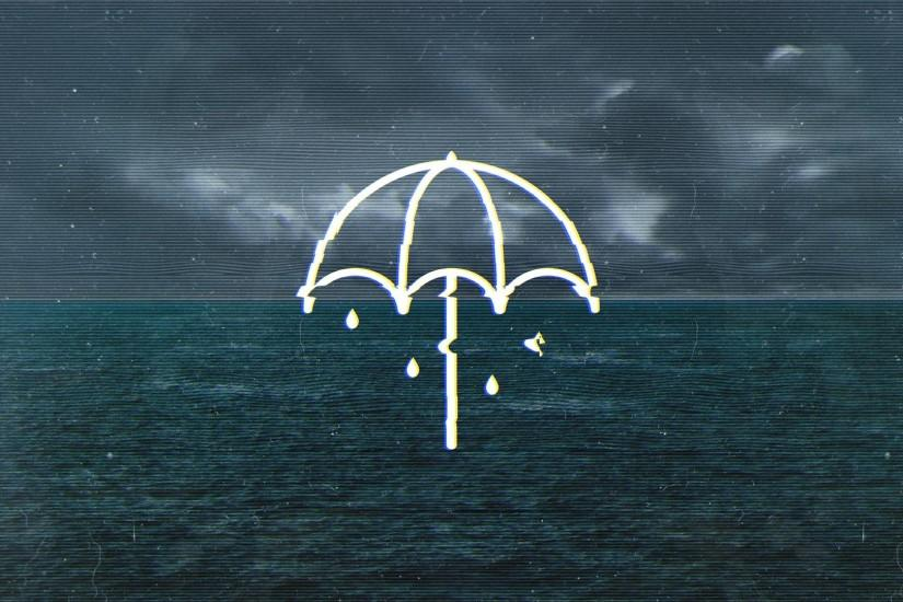 Just made a quick wallpaper with the umbrella logo. I'll be taking .