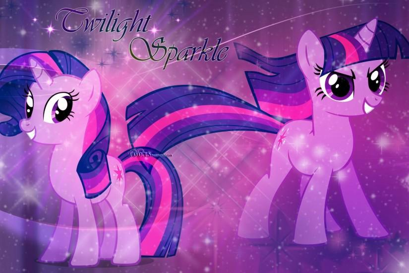 My Little Pony Twilight Sparkle Vector · HD Wallpaper | Background ID:482468