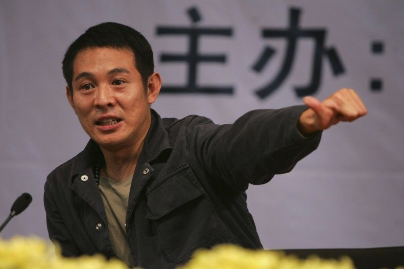 Adolf Williams - widescreen wallpaper jet li - 2900x2090 px