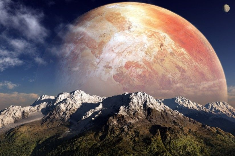 HD Planet Wallpaper 23319