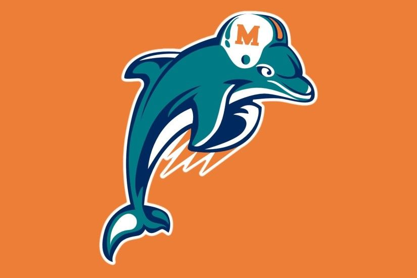 Old Miami Dolphins HD Wallpaper