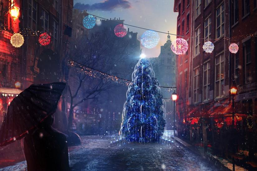christmas wallpaper hd 2560x1440 for phones