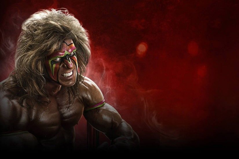 the ultimate warrior wwe 2k14 hd wallpaper