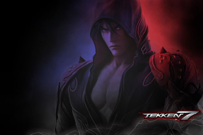 Nighteba 20 0 Jin Kazama (TEKKEN 7) - Wallpaper by jin-05