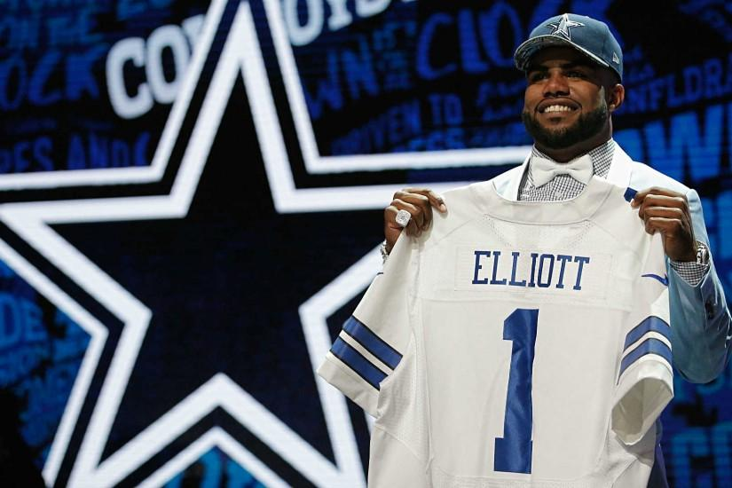 Cowboys banking on Ezekiel Elliott, but will he be able to cash in later? |  NFL | Sporting News