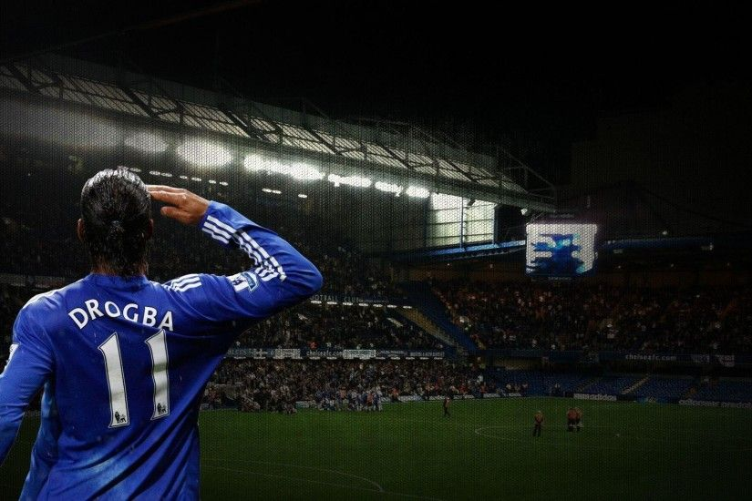 Drogba wallpaper - Graphics Forum - Talk Chelsea