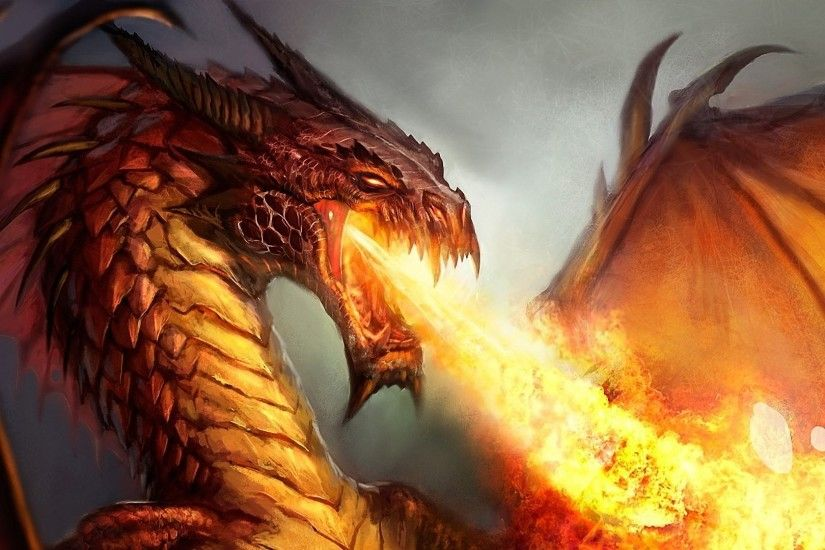 Imágenes HD de Dragones. Fire DragonDragon ArtComputer WallpaperHd ...