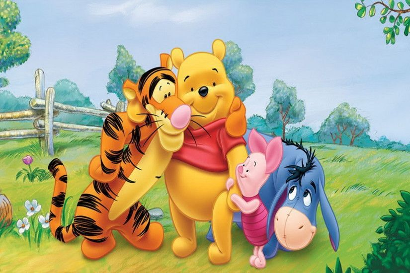 HD Wallpaper | Background ID:425094. 1920x1200 Cartoon Winnie The Pooh