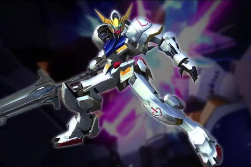 3D Gundam Barbatos HD Wallpaper Wallpaper