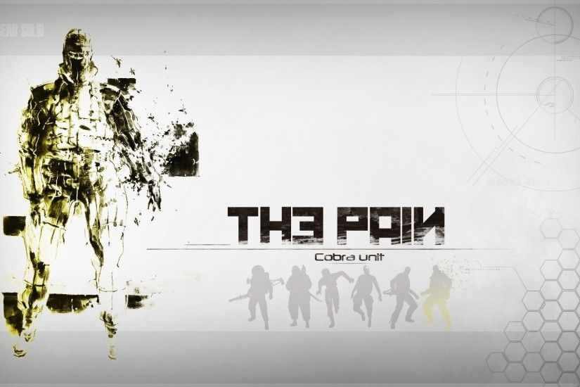 HD Wallpaper | Background ID:550560. 1920x1080 Video Game Metal Gear Solid.  1 Like. Favorite