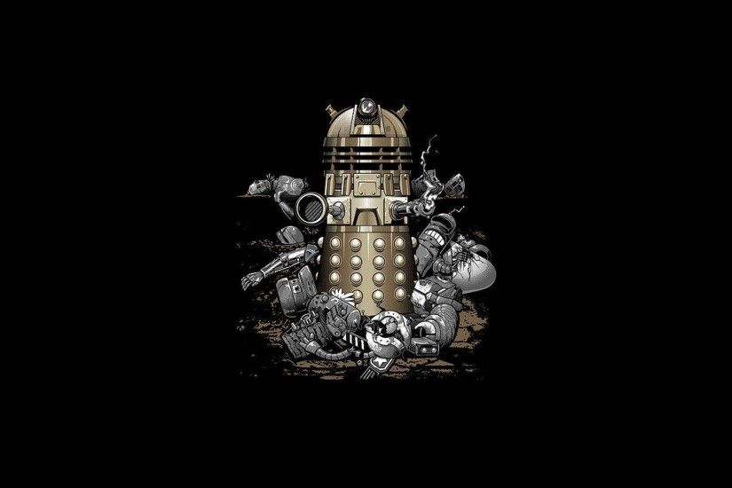 Wallpapers For > Doctor Who Wallpaper Hd Dalek