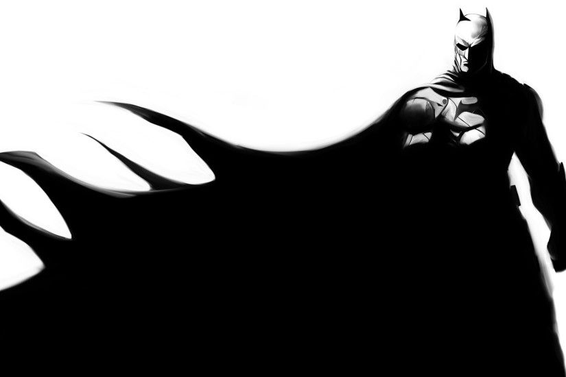 Wallpaper Batman, Bruce wayne, Art, Black, Superhero HD, Picture, Image