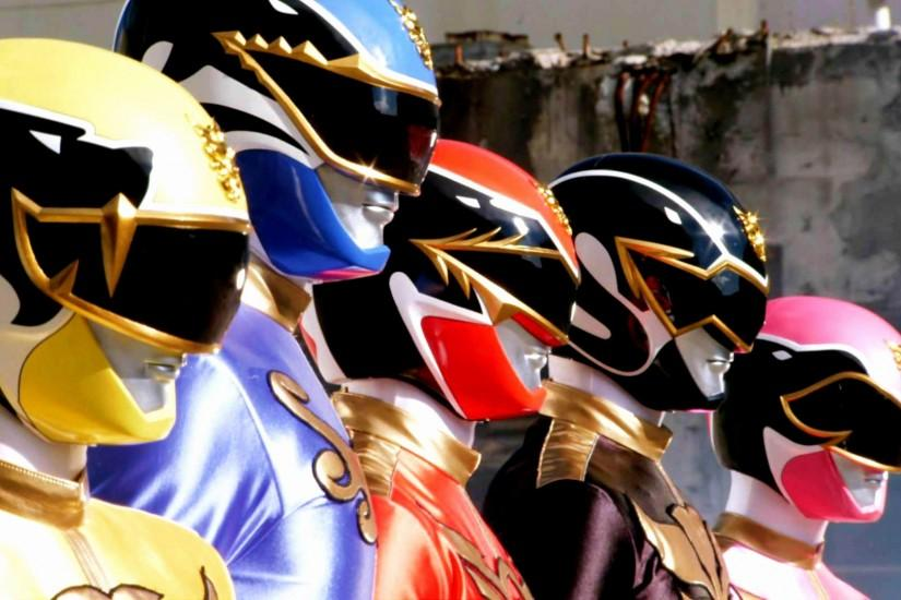 Power Rangers Super Megaforce wallpaper by scottasl on DeviantArt