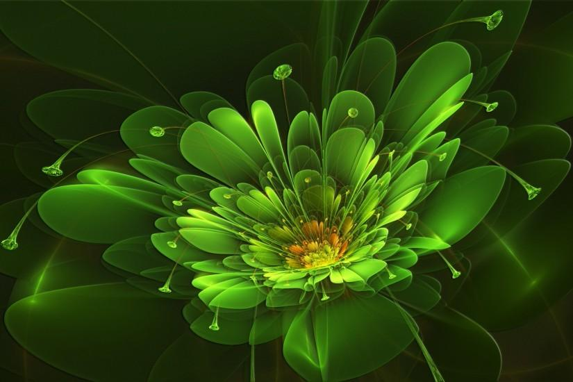 Green Abstract Fresh New Hd Wallpaper [Your Popular HD Wallpaper] (shared  via SlingPic)