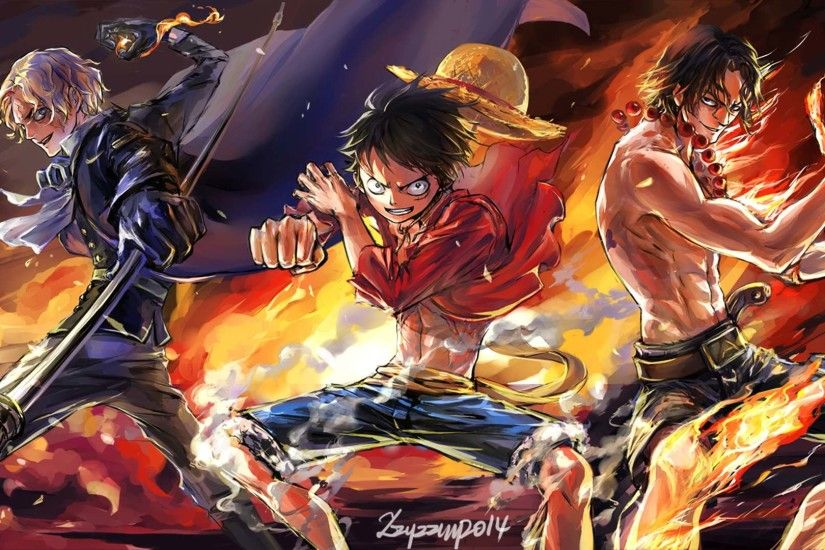 One Piece Desktop Background HD