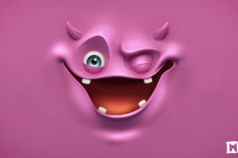 <b>HD HD</b> Smiley <b>Face Wallpaper<