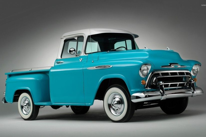 Chevrolet 3100 side view wallpaper 1920x1200 jpg