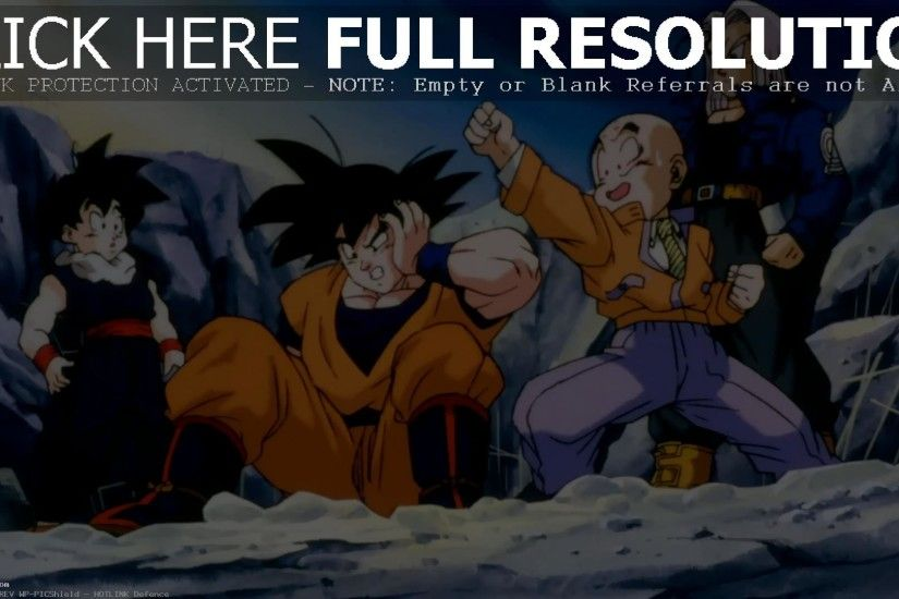 Dragon Ball Gt Krillin The And Everything Place Of Fun (id: 166574)