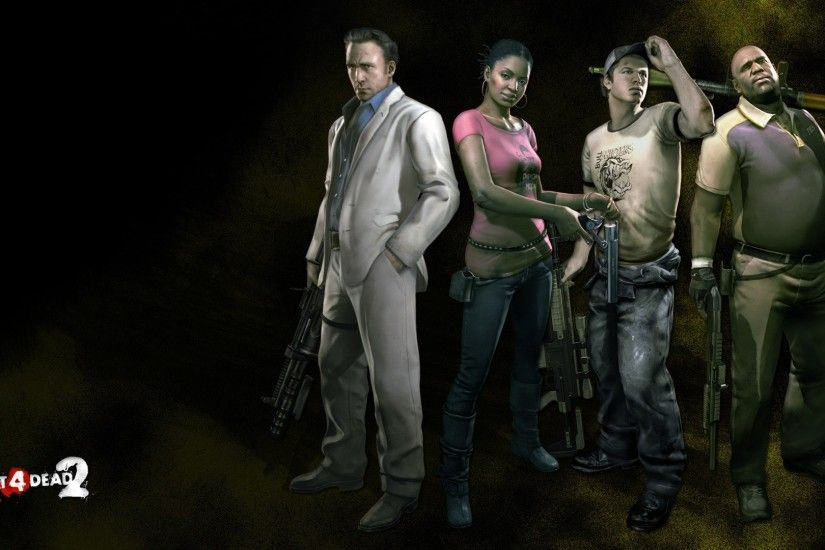 left 4 dead 2 images The Survivors HD wallpaper and background photos