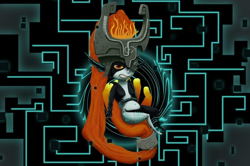 Midna by Luffsas