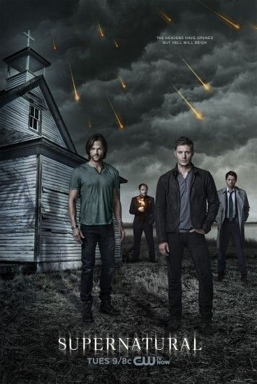 Supernatural - Season 9 Poster