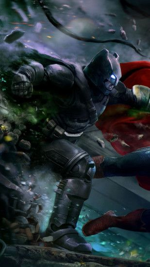 Movie Batman V Superman: Dawn Of Justice Superman Batman. Wallpaper 646023