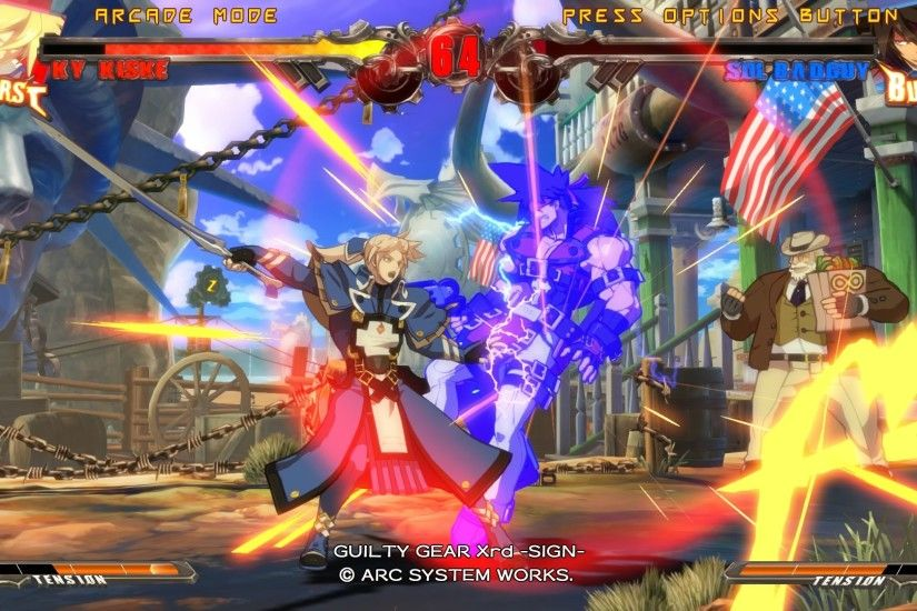 Guilty Gear #16