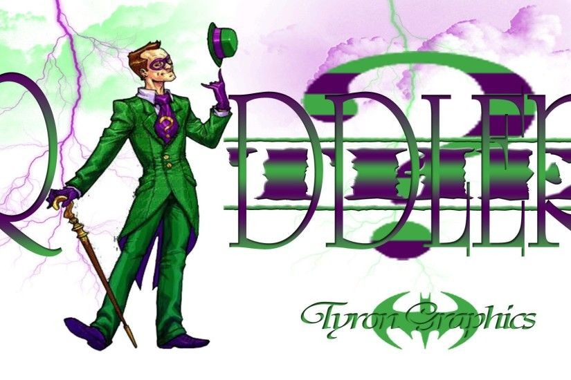 The Riddler Wallpapers - Wallpaper Cave
