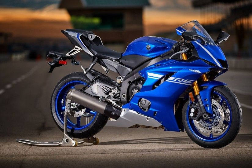 Gallery: Every Photo of the 2017 Yamaha YZF-R6 We Could Find