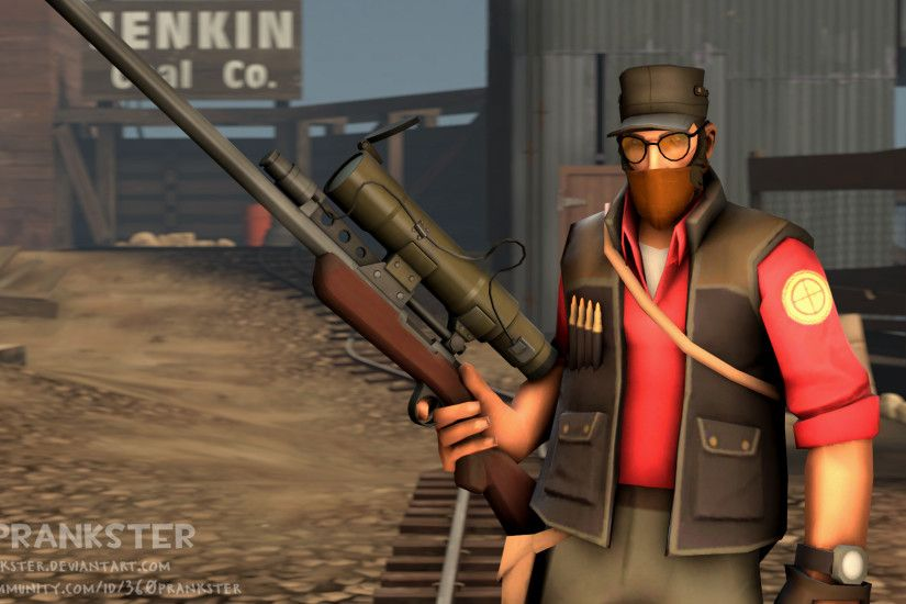 Tf2 Loadout Sniper Meowdoo By 360prankster