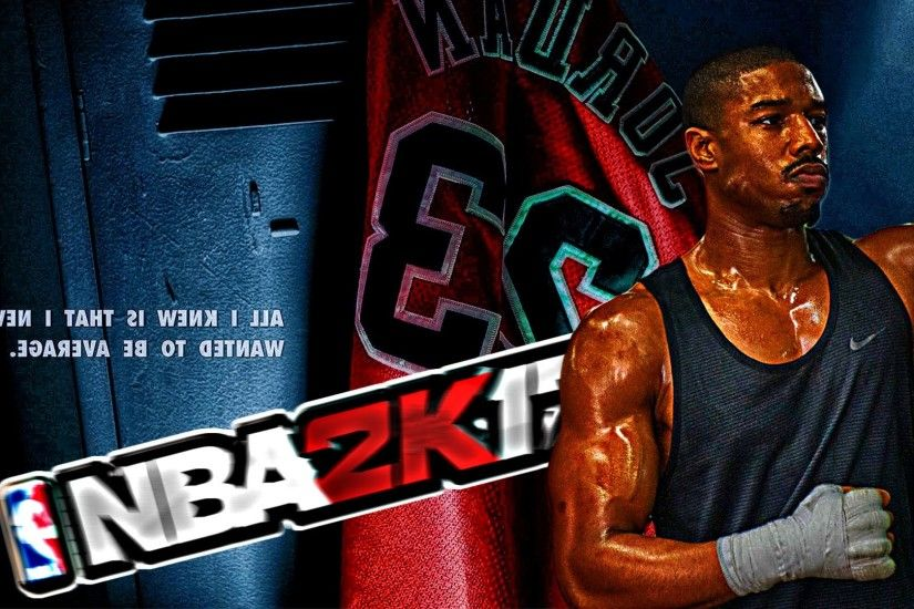 There's a New Jordan | NBA 2K17 Michael B Jordan Joins MyCareer Storyline