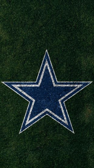 Dallas Cowboys Mobile Logo Wallpaper