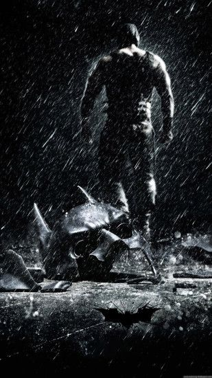The Dark Knight Rises Lock Screen 1080x1920 Samsung Galaxy S4 Wallpaper