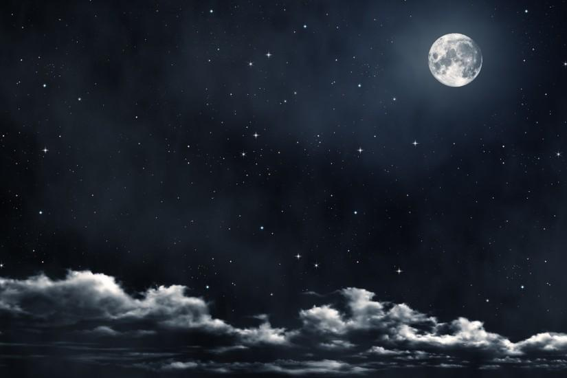 Wiccan Moon Wallpaper