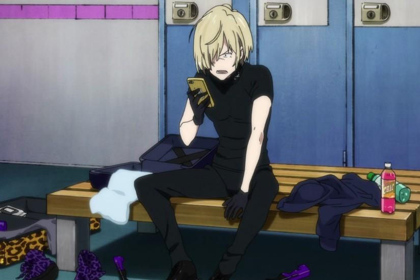 Yurio loves his ...