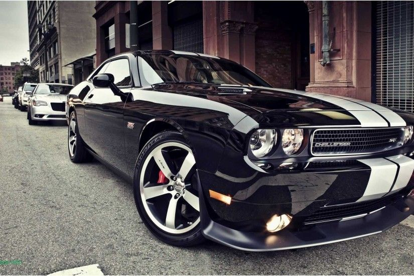 Dodge Challenger 2014 Black Hd Wallpaper Background Luxury Srt Cars Hd  Wallpapers