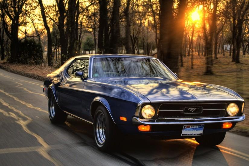 Muscle Car Screensavers images